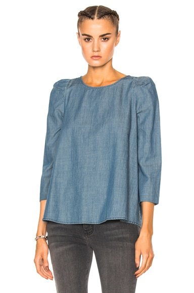 The Great Darling Shirt in Rafter Wash