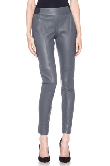 Lambskin Leather Legging