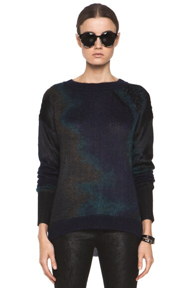 Kroll Yaris Silk Sweater