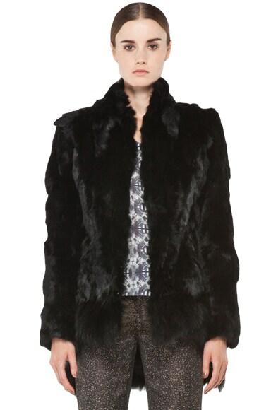 Neline Fur Jengo Jacket
