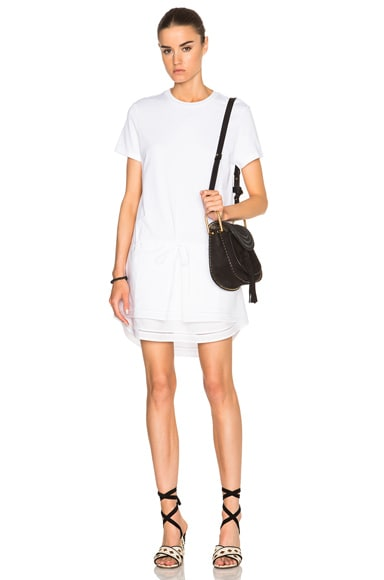 Thakoon Tee Dress in White