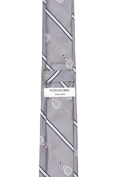 Classic Tennis Racket Tie