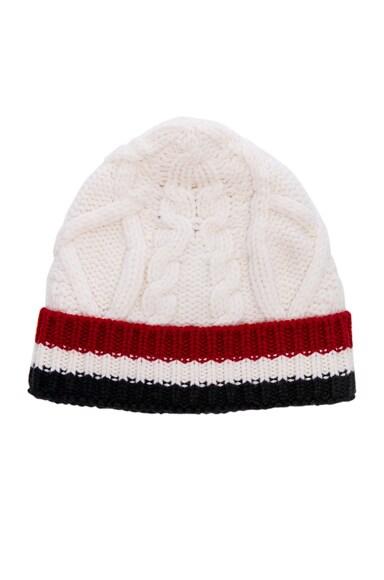 Aran Cable Hat