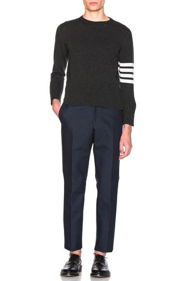 Classic Cashmere Crewneck Sweater