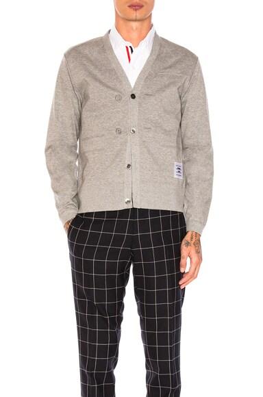 Trompe L'Oeil Sport Coat Cardigan