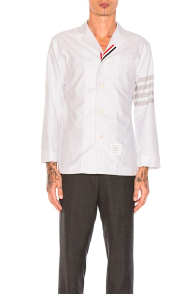 Oxford Pajama Shirt