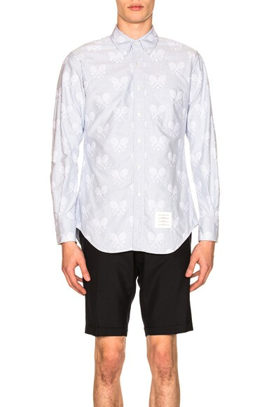 Classic Point Collar Shirt