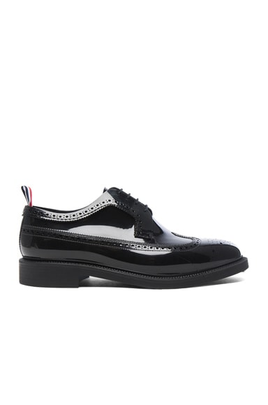 Rubber Brogues