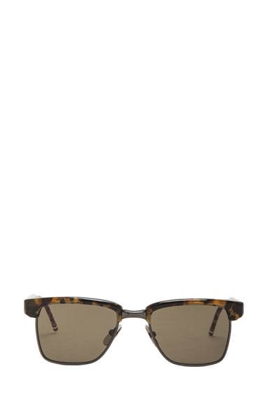 Half Rimmed Sunglasses