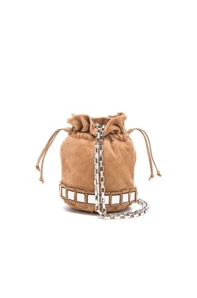 Tomasini Lucile Bag in Sahara & Silver