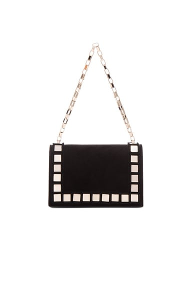 Tomasini James Bag in Black & Light Gold