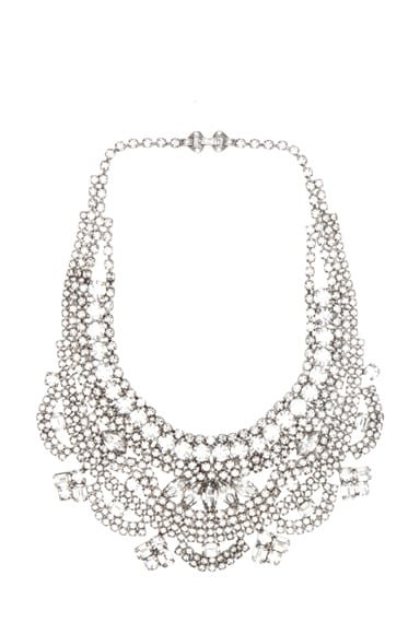 Madame Dumont Crystal Necklace