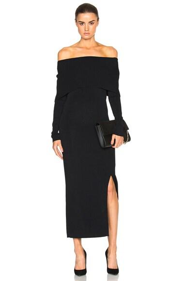 Toteme Kosiv Dress in Black