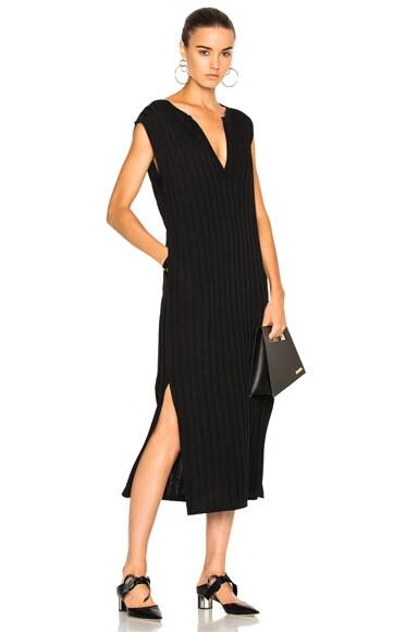 Toteme Bahia Dress in Black