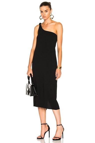 Toteme Murcia Dress in Black