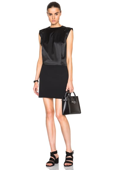 Toteme Erpanay Dress in Black