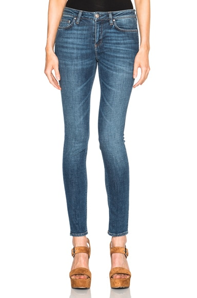 Toteme Slim Jeans in Mid Blue Wash