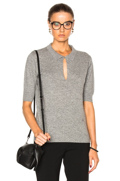 Rhones Short Sleeve Sweater