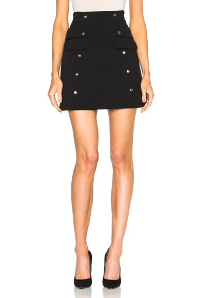 Toteme Lierneux Skirt in Black
