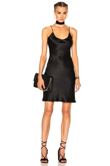 for FWRD Alessandra Short Slip Dress