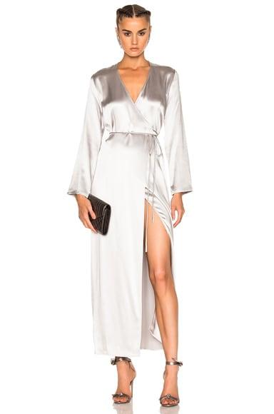 Elyse Wrap Dress
