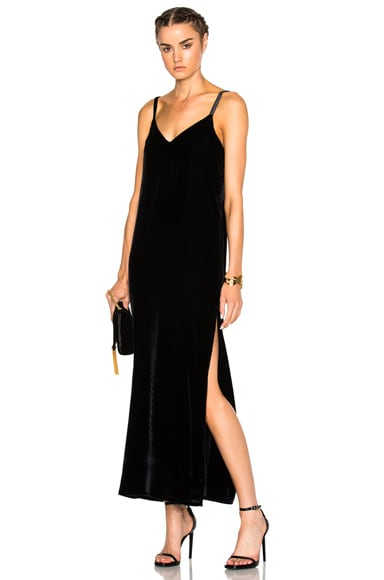 Camilla Velvet Slip Dress