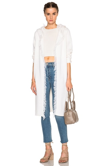 ThePerfext Melrose Sweater in Alabaster