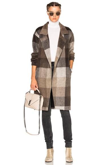 Tonya Boxy Coat