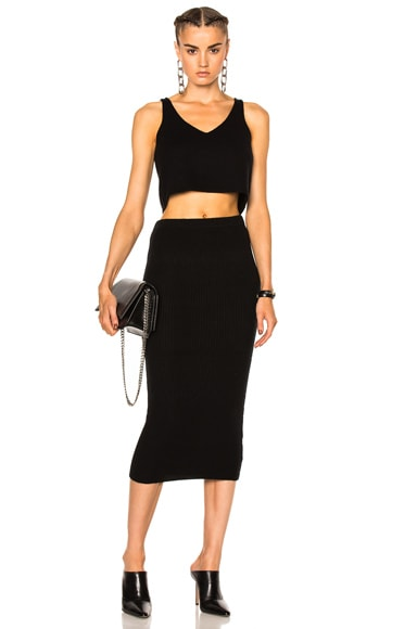 Kendall Cropped Tank