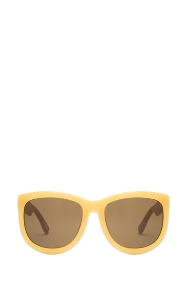 Rounded Wayfarer Sunglasses