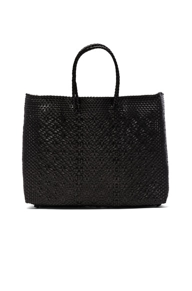 Truss Large Tote in Black