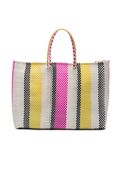 Truss Large Tote in Multicolor