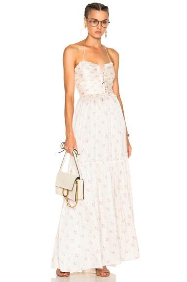 Ulla Johnson Emelyn Dress in Blanc