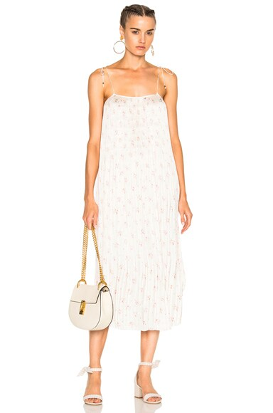 Ulla Johnson Mille Dress in Blanc