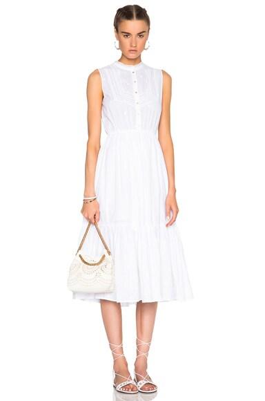 Ulla Johnson Concha Dress in Daisy