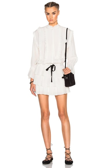Ulla Johnson Marlie Dress in Snow