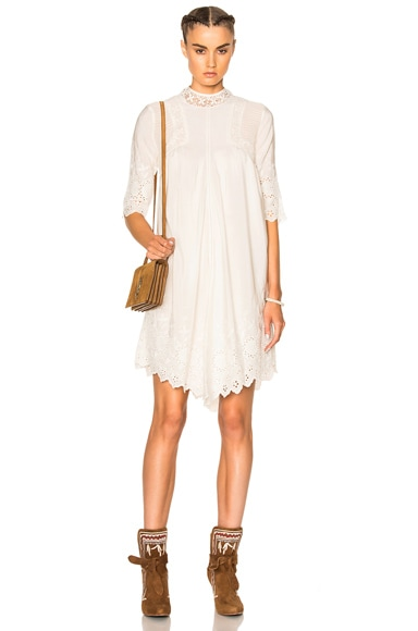 Ulla Johnson Ruby Dress in Snow