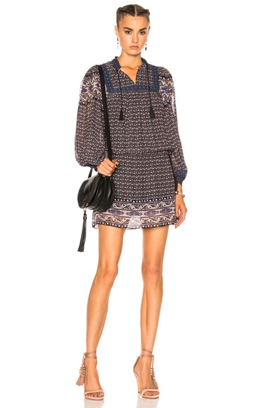 Ulla Johnson Reema Dress in Moonlight