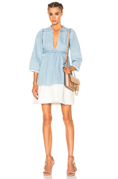 Ulla Johnson Alina Dress in Ombre