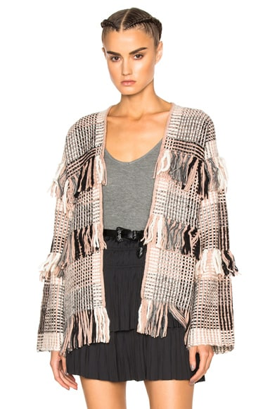 Ulla Johnson Elena Wrap in Mixte