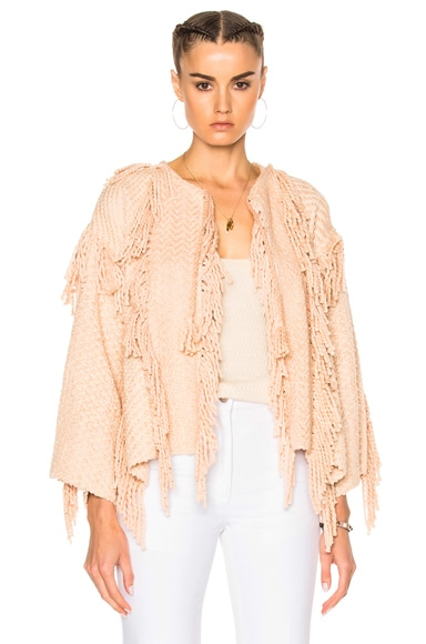 Ulla Johnson Lucinda Sweater in Blush