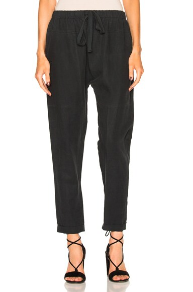 Ulla Johnson Vega Pant in Midnight