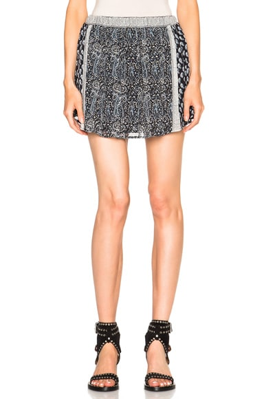 Ulla Johnson Remy Skirt in Mer