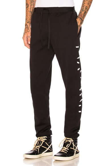 Tattoo Track Pants