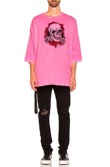 for FWRD Oversized Boxy Tee