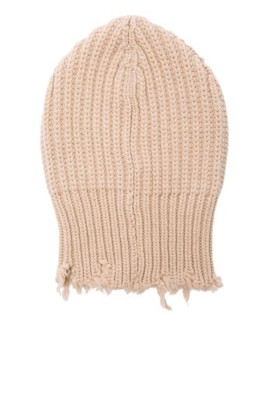 Rib Knit Beanie