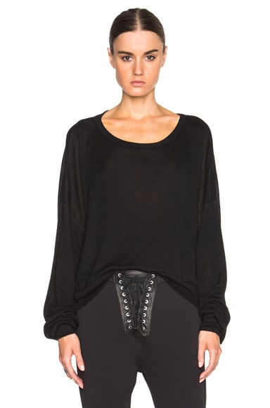 Oversize Wool Sweater