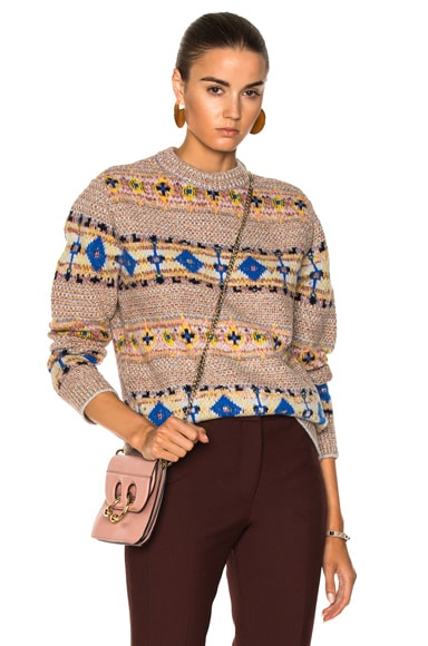 Fairisle Crewneck Jumper