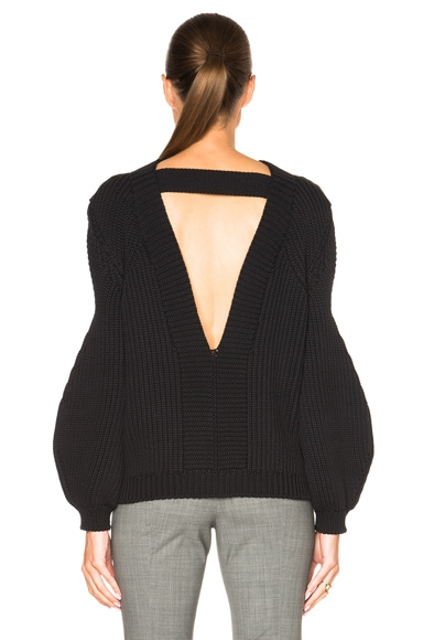 Round Sleeve Jumper
