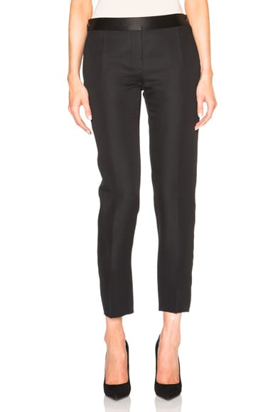 Sateen Tailoring Tux Trousers